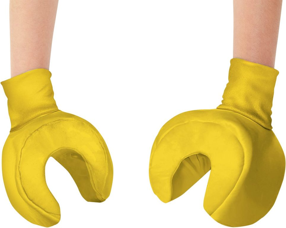 Iconic Yellow Hands components