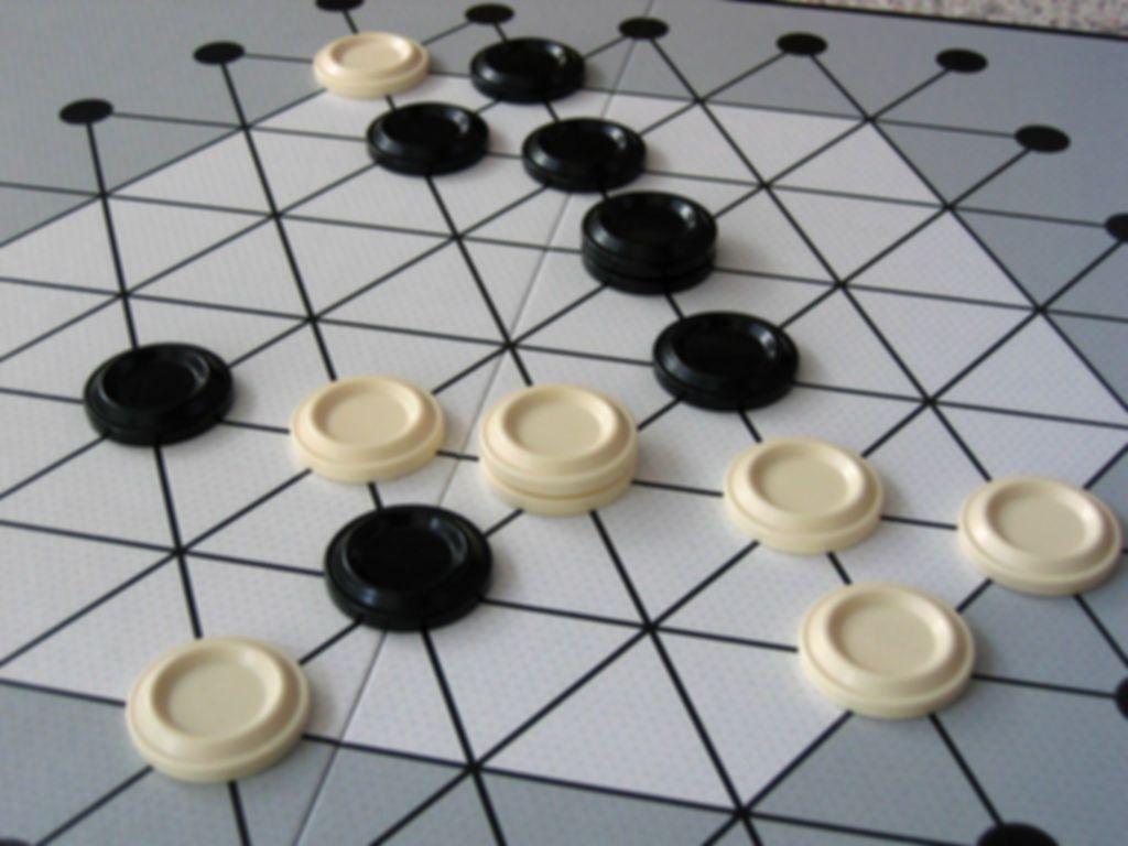 GIPF gameplay