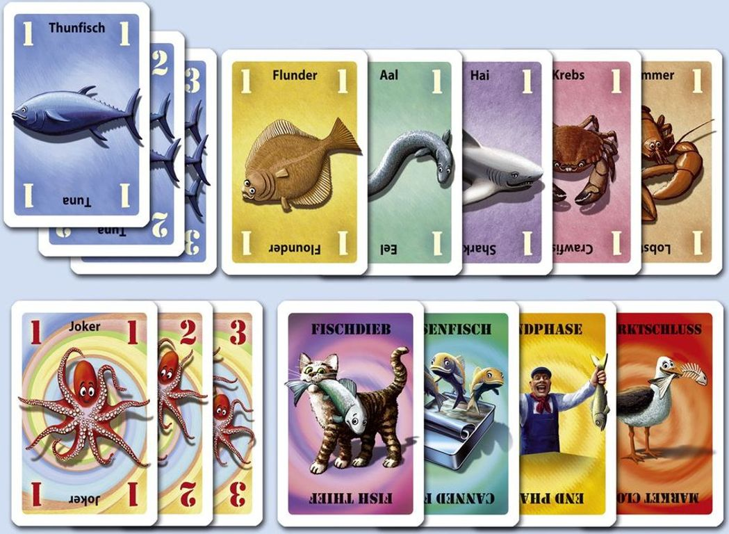Cash-a-Catch cards