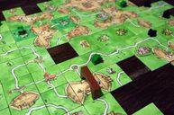 Carcassonne: Bridges, Castles, and Bazaars gameplay