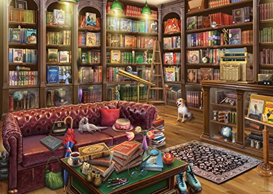 The Reading Space