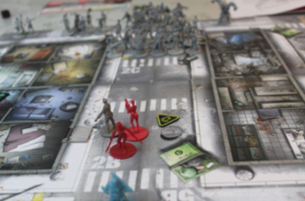 Zombicide Compendium #1 gameplay