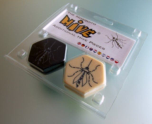 Hive: The Mosquito tiles