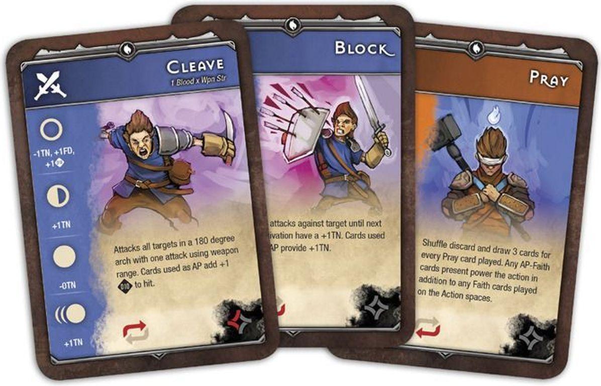Myth cards