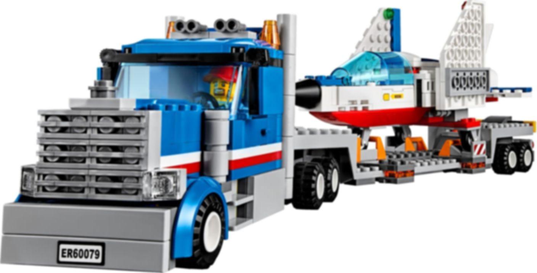Training Jet Transporter components