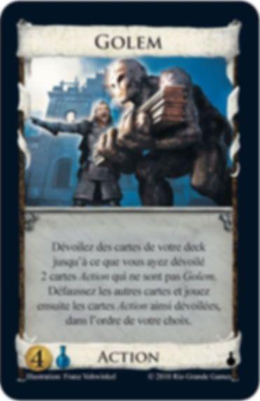 Dominion: Alchemy Golem card
