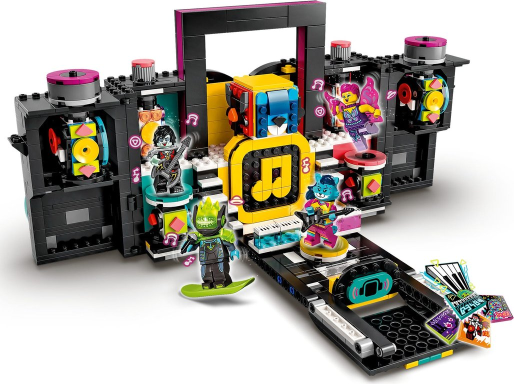 LEGO® VIDIYO™ The Boombox gameplay