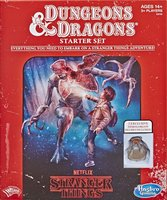 Stranger Things Dungeons & Dragons Starter Set