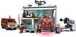 LEGO® Marvel Avengers: Endgame Final Battle back side