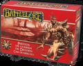 Battlelore (Segunda Edición): Partida de guerra de Desdén Caja de Ejército