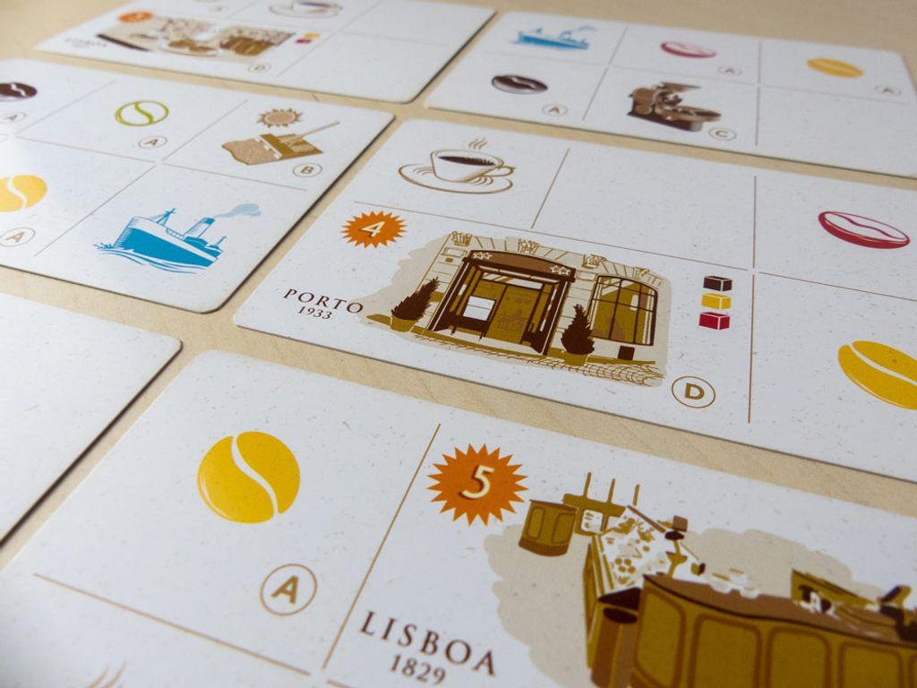 Café cards