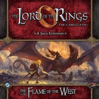 The Lord of the Rings: The Card Game - The Flame of the West