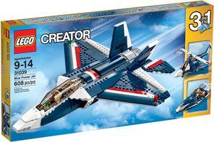 LEGO® Creator Blue Power Jet