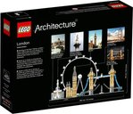 LEGO® Architecture London back of the box