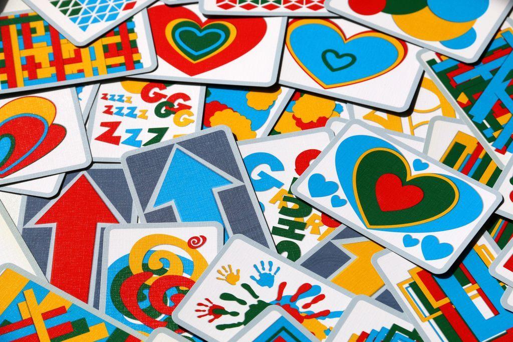 Illusion cards
