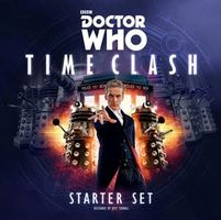 Doctor Who: Time Clash - Starter Set