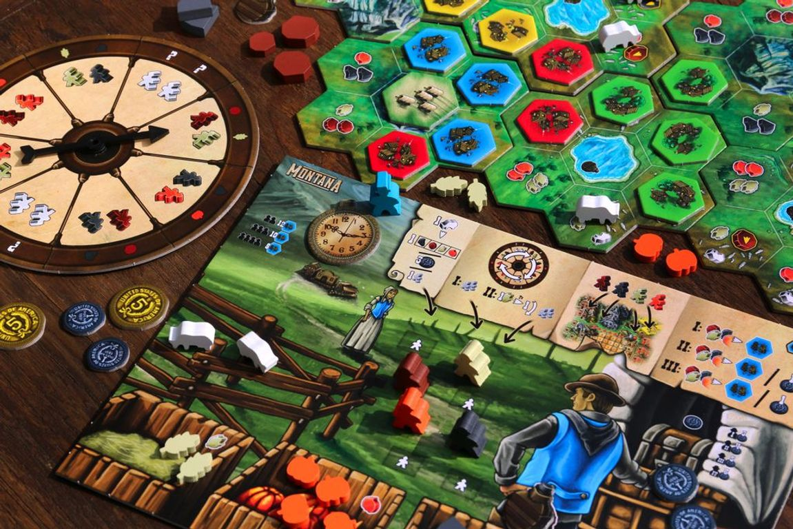 Montana gameplay