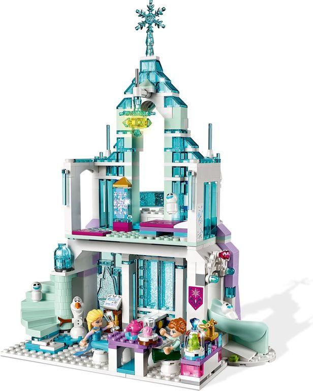 LEGO® Disney Elsa's Magical Ice Palace back side