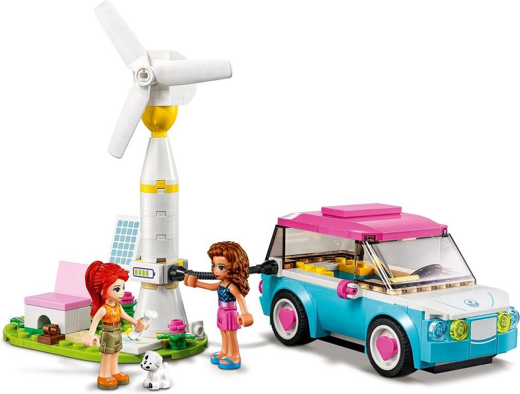 Olivia's Electric Car gameplay