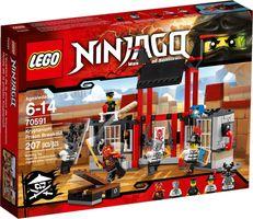 LEGO® Ninjago Kryptarium Prison Breakout