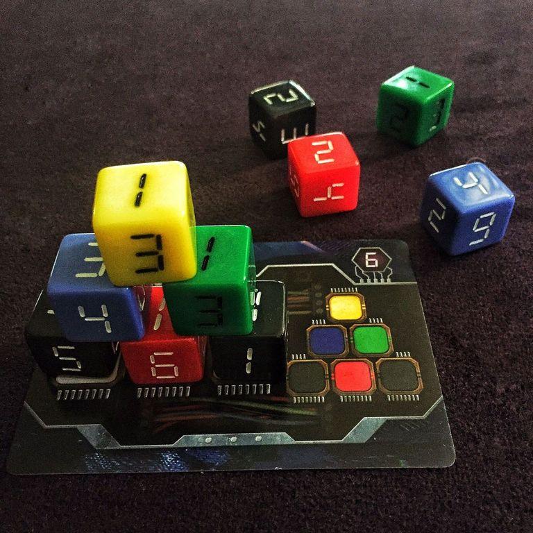 FUSE dice