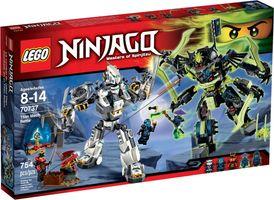 LEGO® Ninjago Titan Mech Battle
