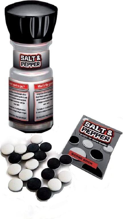 salt & pepper components
