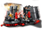 LEGO® Star Wars Snoke's Throne Room gameplay