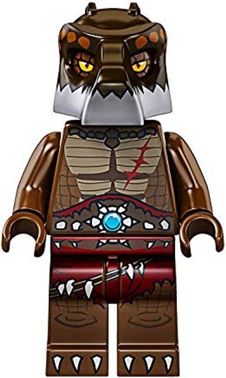 LEGO® Legends of Chima Croc Chomp minifigures