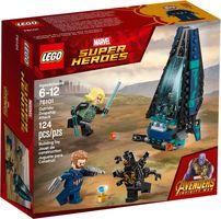LEGO® Marvel Outrider Dropship Attack