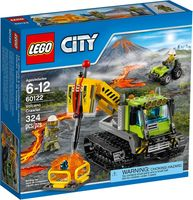 LEGO® City Volcano Crawler