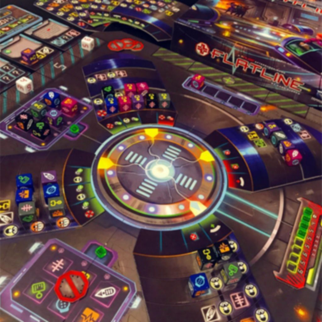 Flatline: A FUSE Aftershock Game gameplay