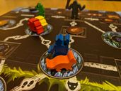 Clank!: Adventuring Party gameplay