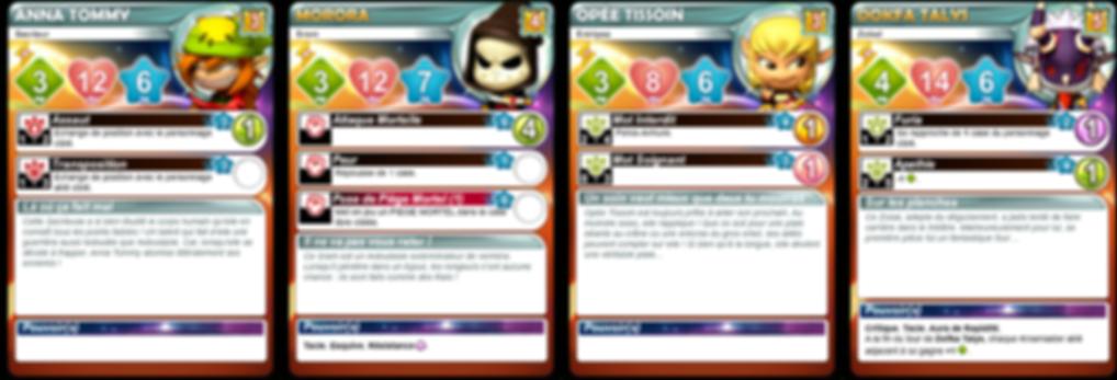 Krosmaster: Arena - Close Quarters cards