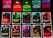 Campy Creatures cards