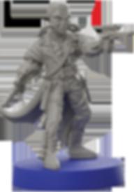 Star Wars: Legion - Cad Bane Operative Expansion miniature