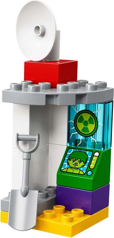 LEGO® DUPLO® Spider-Man & Hulk Adventures components