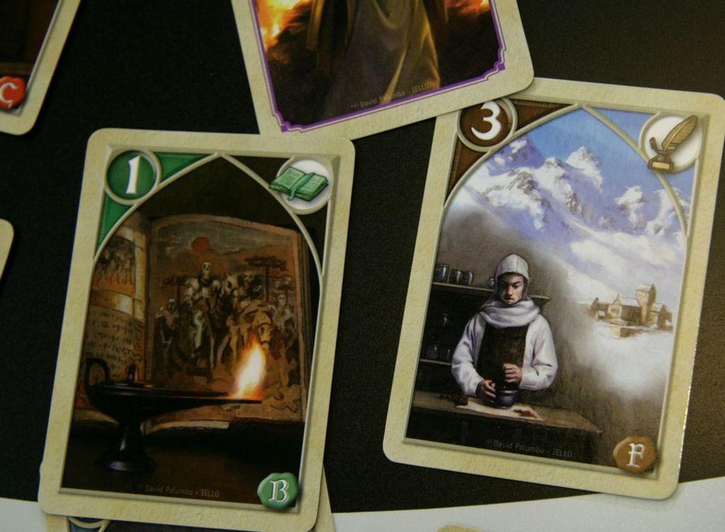 Biblios cards