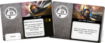 Star Wars: X-Wing (Second Edition) - BTL-B Y-Wing Expansion Pack cards