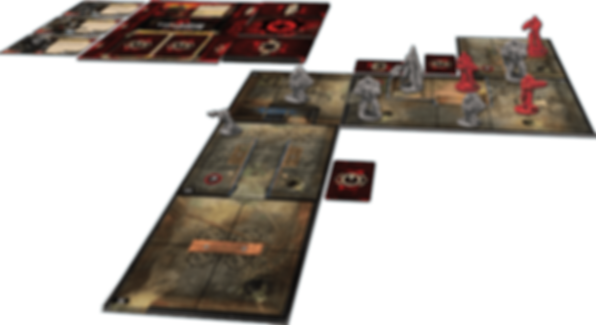 Gears of War: The Board Game gameplay