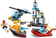 LEGO® City Seaside Police and Fire Mission gameplay