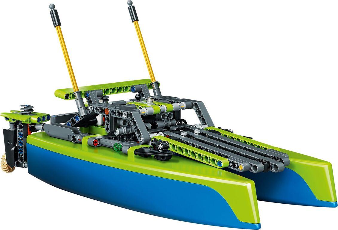 LEGO® Technic Catamaran alternative