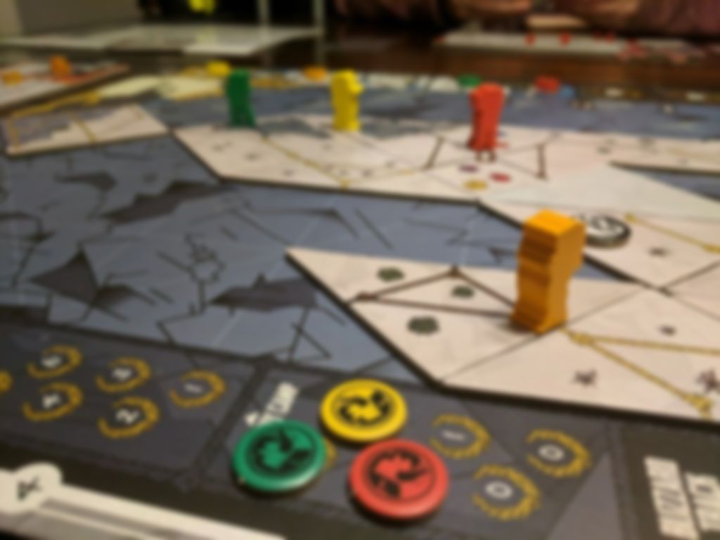 Summit: The Board Game speelwijze