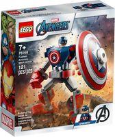 LEGO® Marvel Captain America Mech Armor