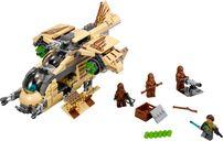 Wookiee Gunship components