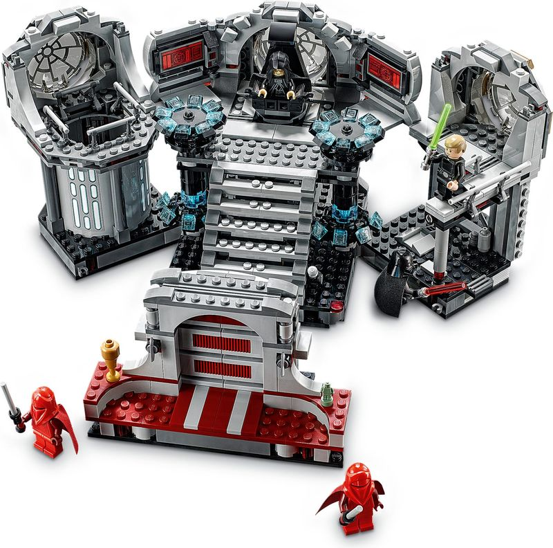 Death Star™ Final Duel components
