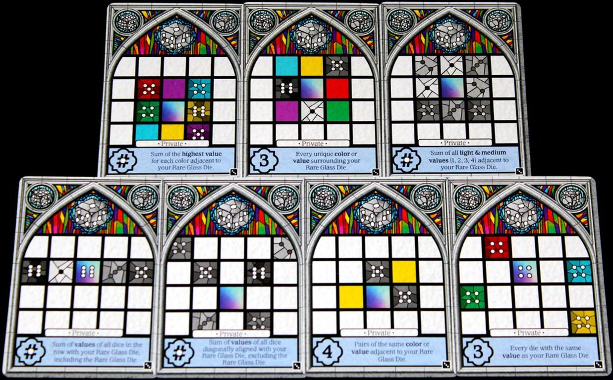 Sagrada: The Great Facades - Passion components