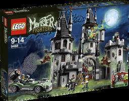 LEGO® Monster Fighters Vampyre Castle