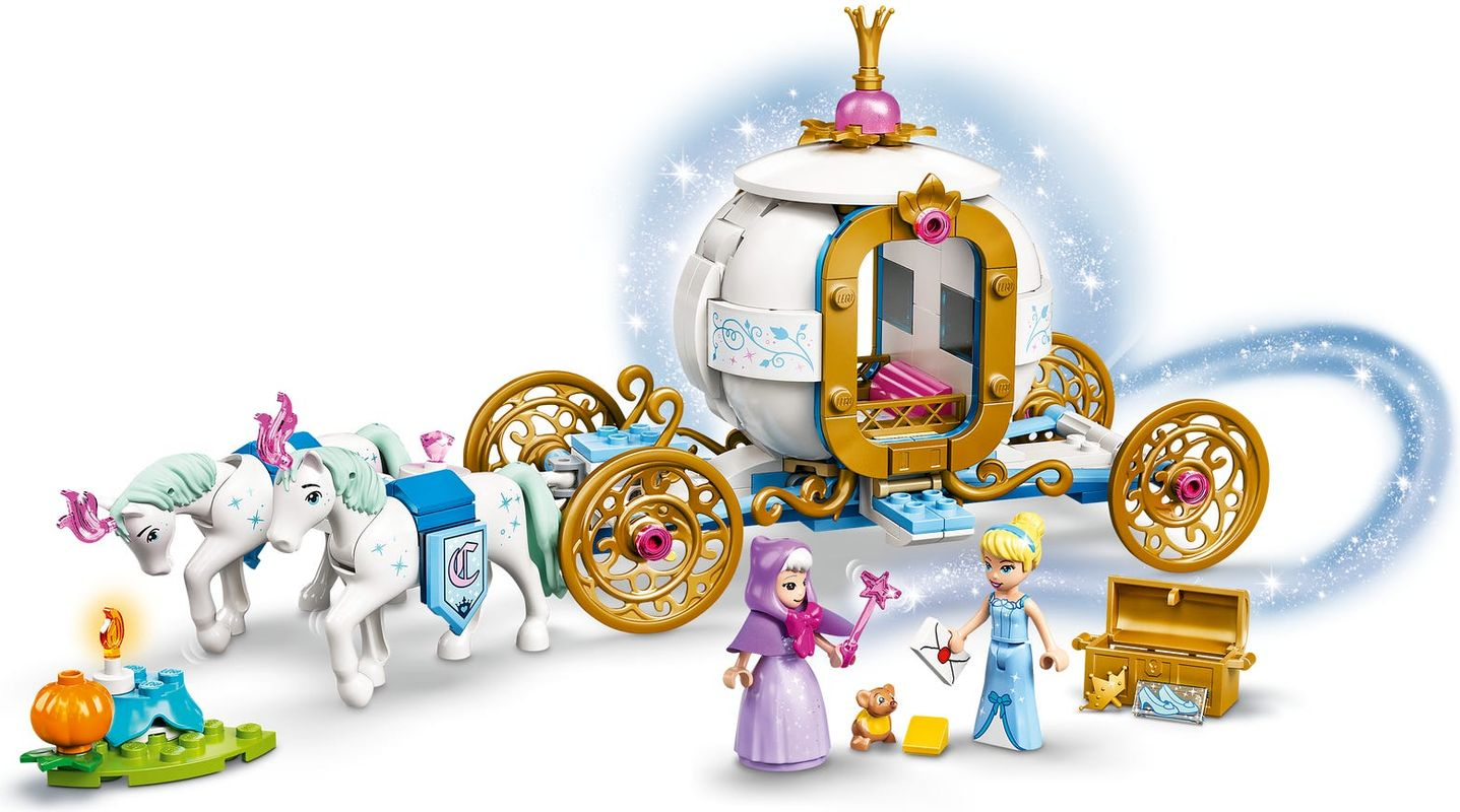 Cinderella's Royal Carriage gameplay
