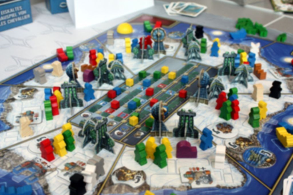 Antarctica gameplay